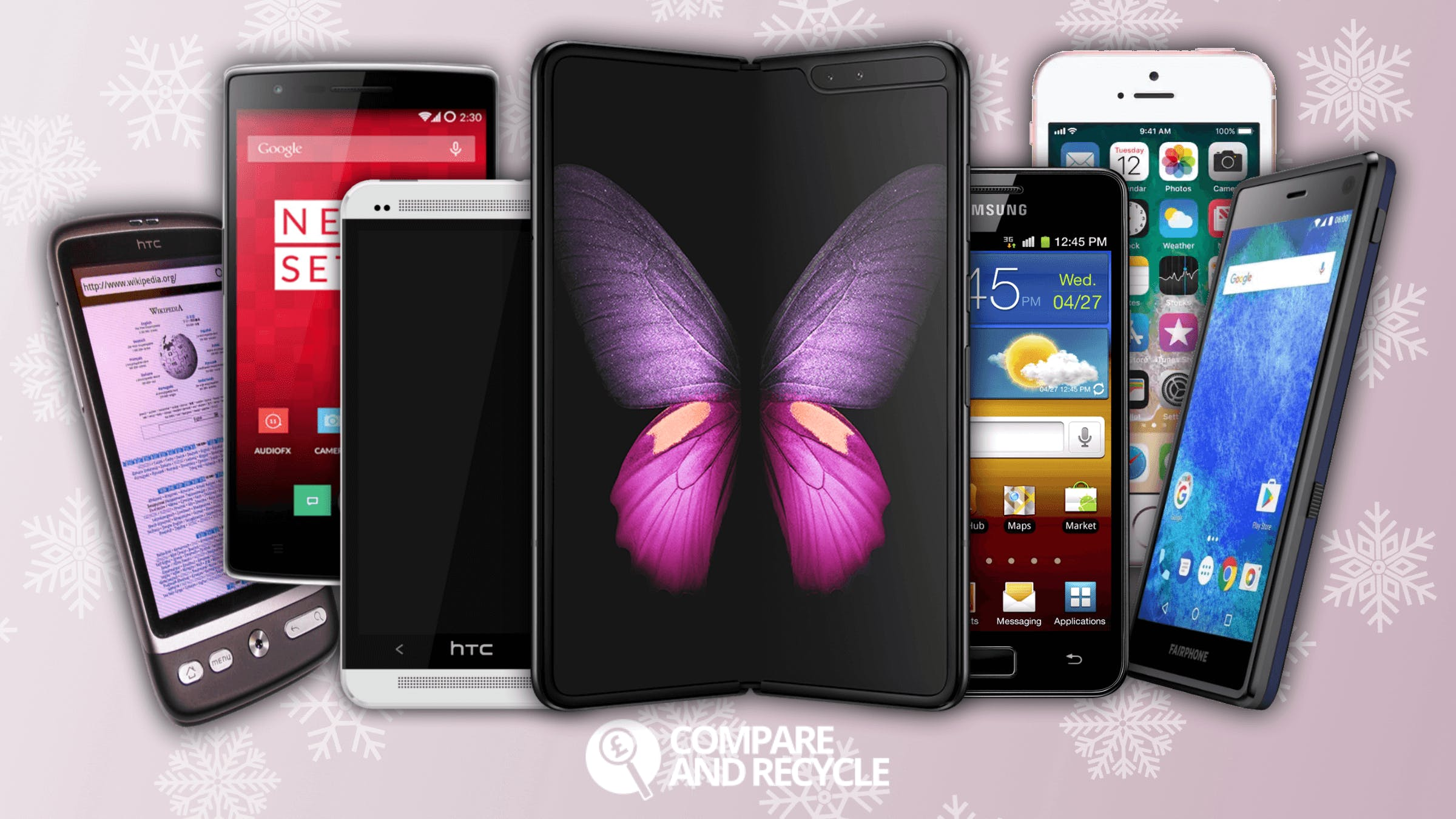 The Best Phones of the Decade