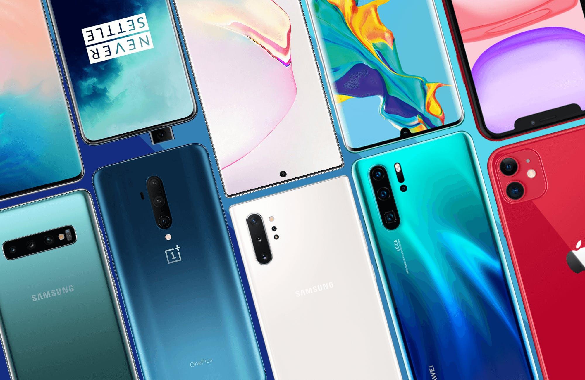 Best Phones of 2019