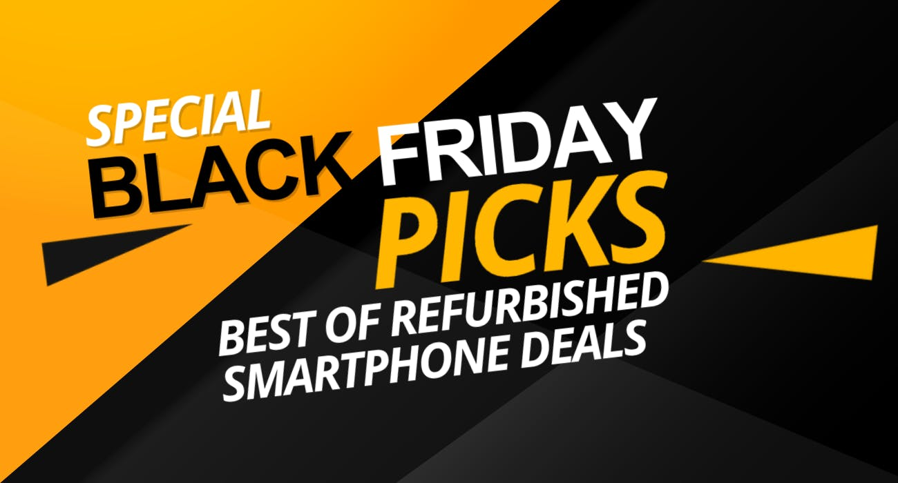 The Best Black Friday Sale Deals for Refurbished Phones on Amazon