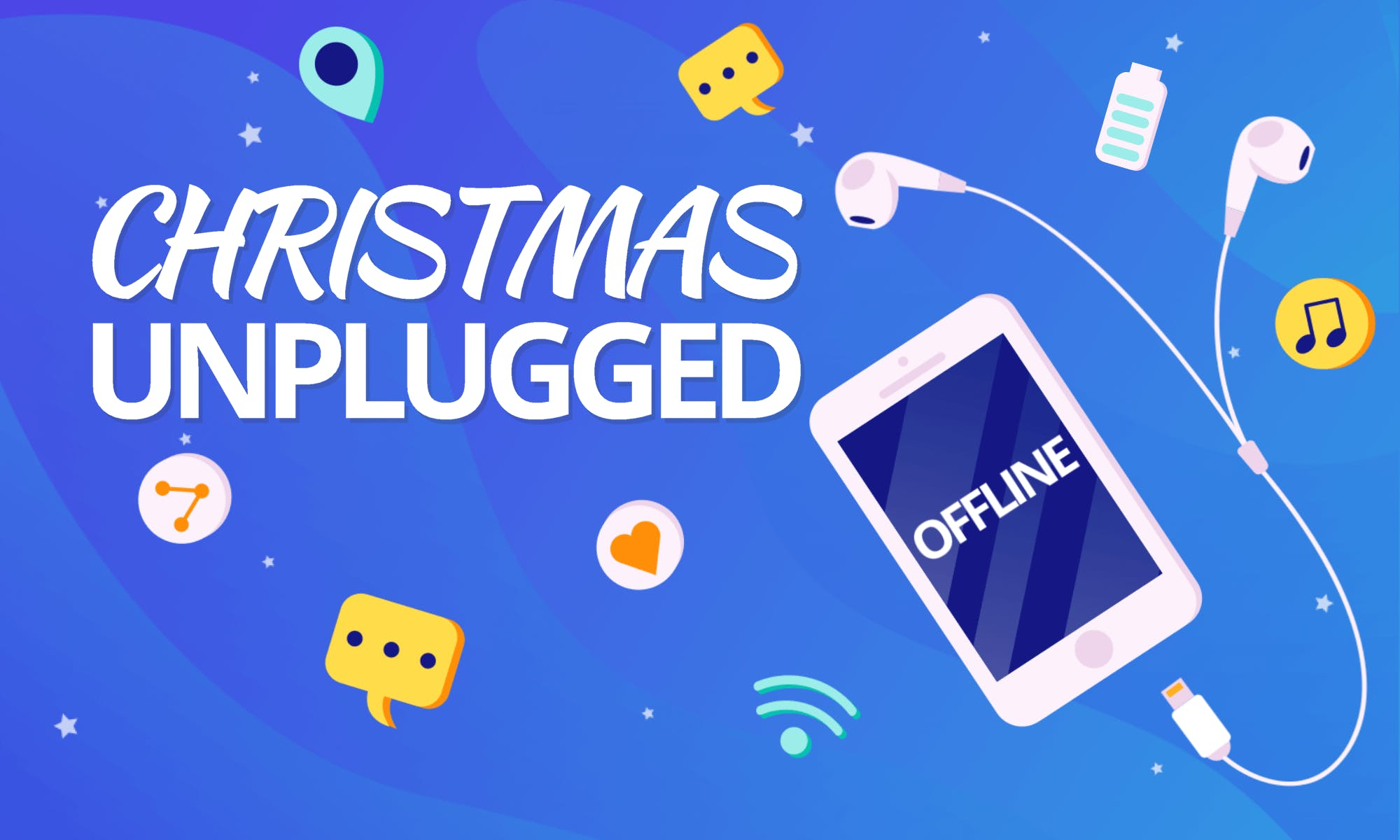 How to Have a Digital Detox This Christmas