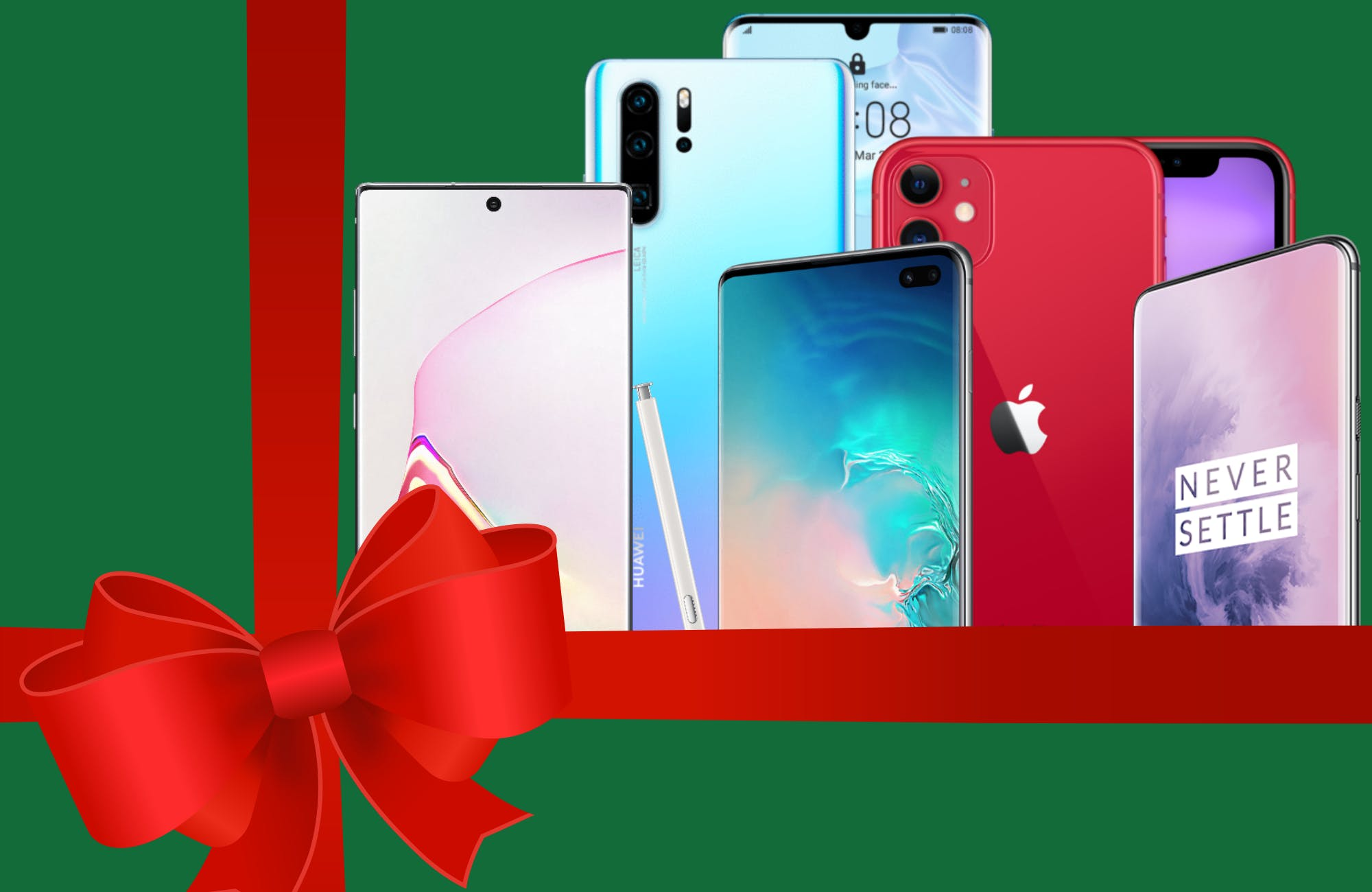 Top Five Refurbished Phone Deals This Christmas