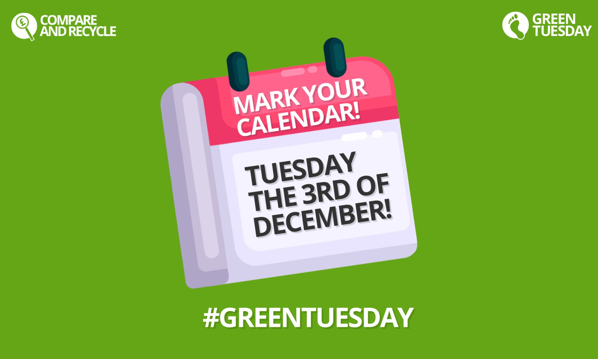 Green Tuesday Returns! Here's Why You Should Be Part Of It