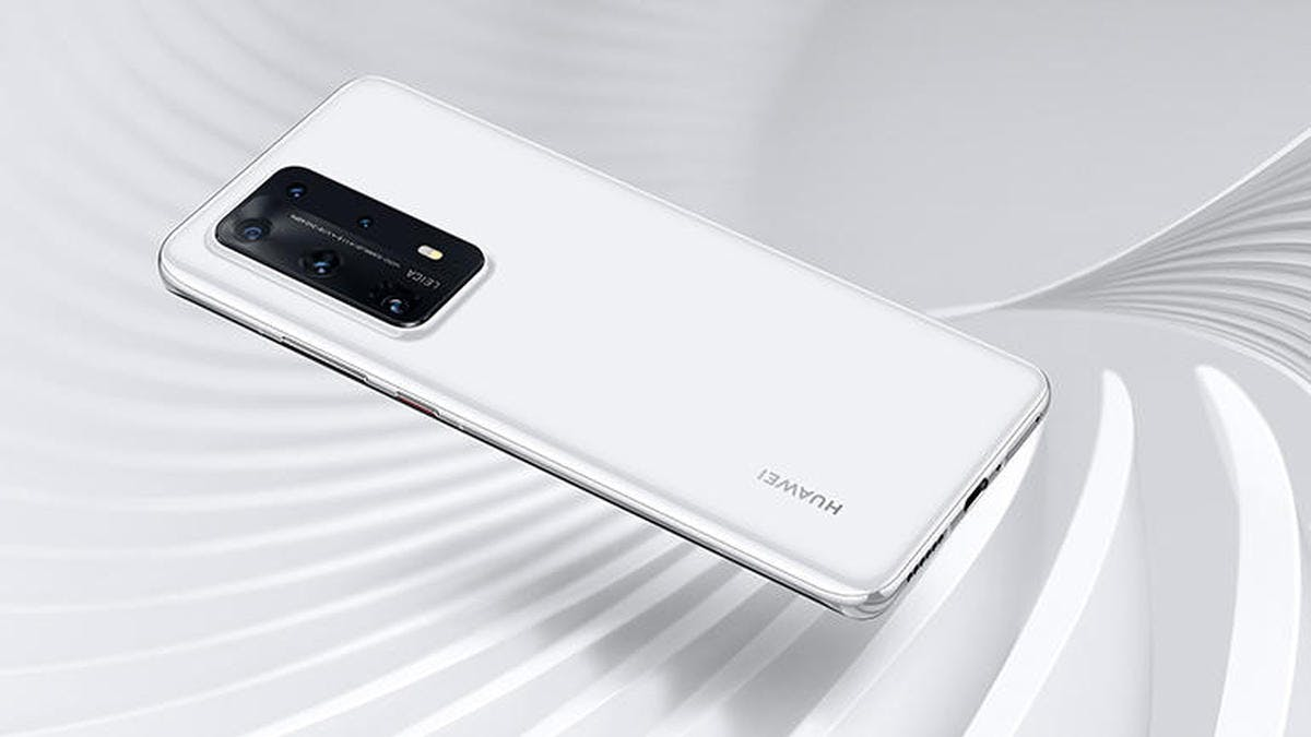 The Huawei P40 Pro Plus Is All About the Zoom Lens Technology