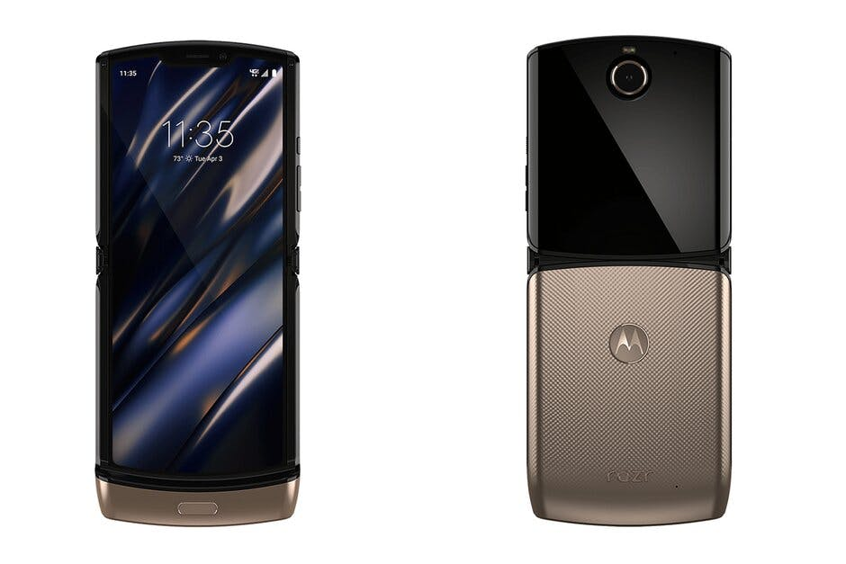 Hello Moto! What's the Latest Motorola Razr Phone?