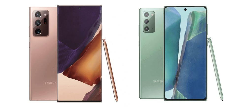 The Samsung Galaxy Note 20 Devices Are Here, But We Wanted More