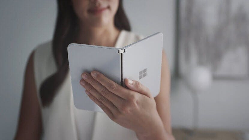 Microsoft Surface Duo Leaks: A Lacklustre Folding Device
