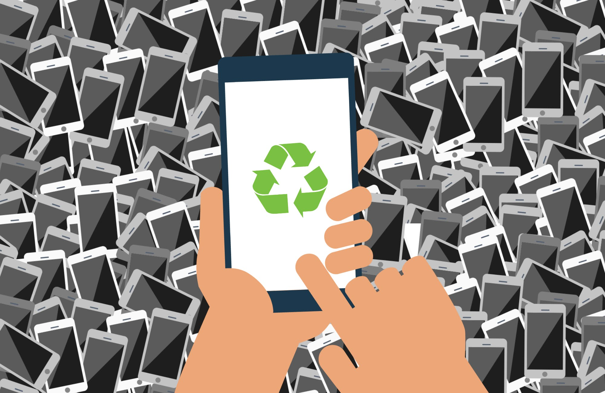 What Are The UK's Best Mobile Phone Recycling Areas?