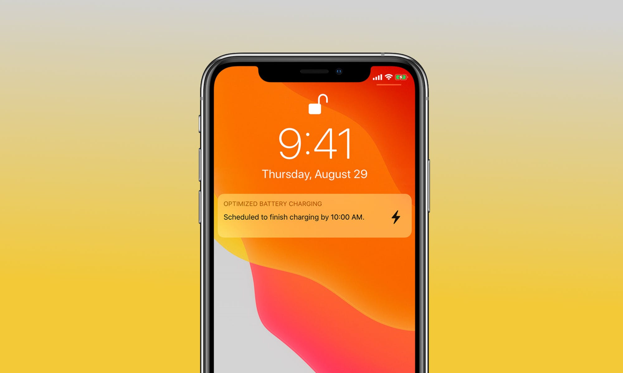 Optimised Battery Charging: One of the Best iOS 13 features