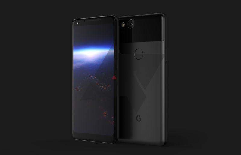 Pixel 2 Rumour Roundup