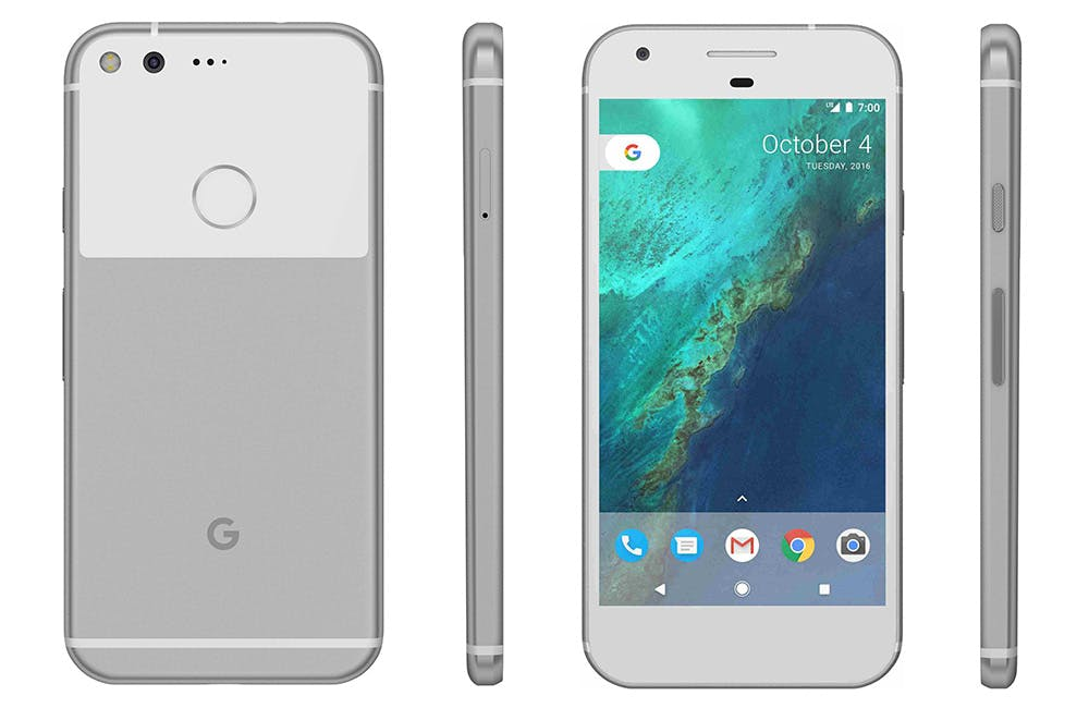 Google Reveal the Pixel