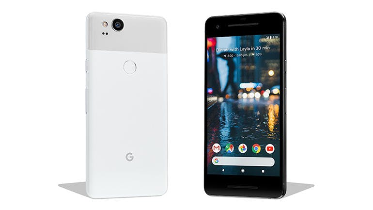 Designed To Work and Made By Google: Pixel 2 and Pixel 2 XL