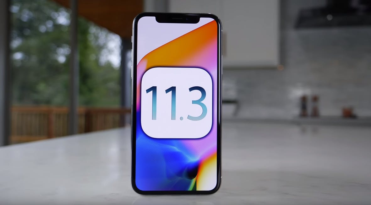 First iOS 11.3 Public Beta has landed