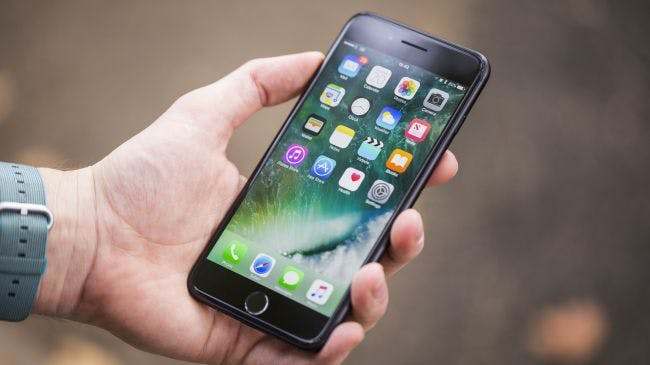 Where is the New Fingerprint Scanner on the iPhone 8?