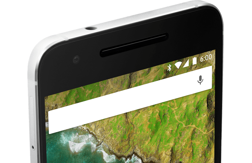 Google 's 6-inch option gets an update with the Nexus 6P