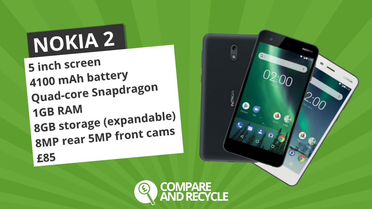 Nokia 2 – Taking the Budget Phone to the Next Level