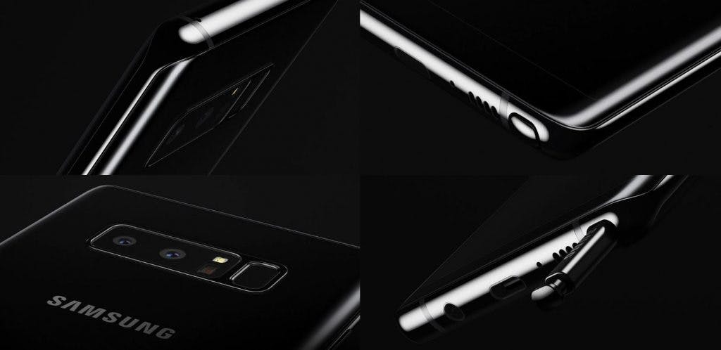 The Note rises from the ashes - Note 8 Announced