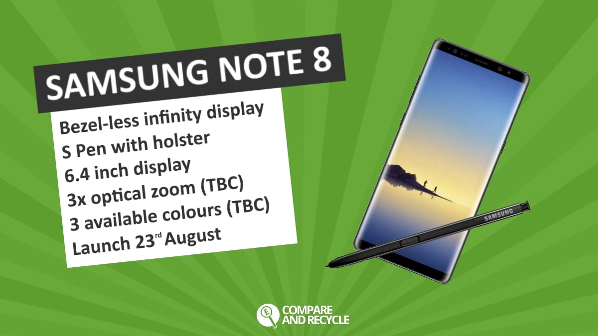 Note 8 – What do we know so far?