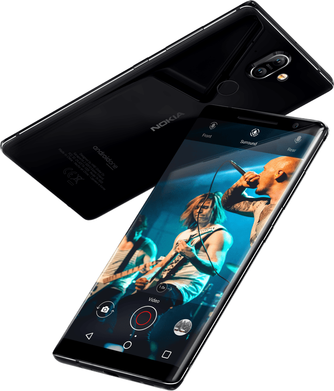Nokia 8 Sirocco – A New Mid-Market Flagship