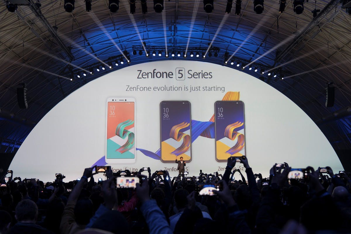 ASUS Zenfone 5Z Takes It Up A Notch