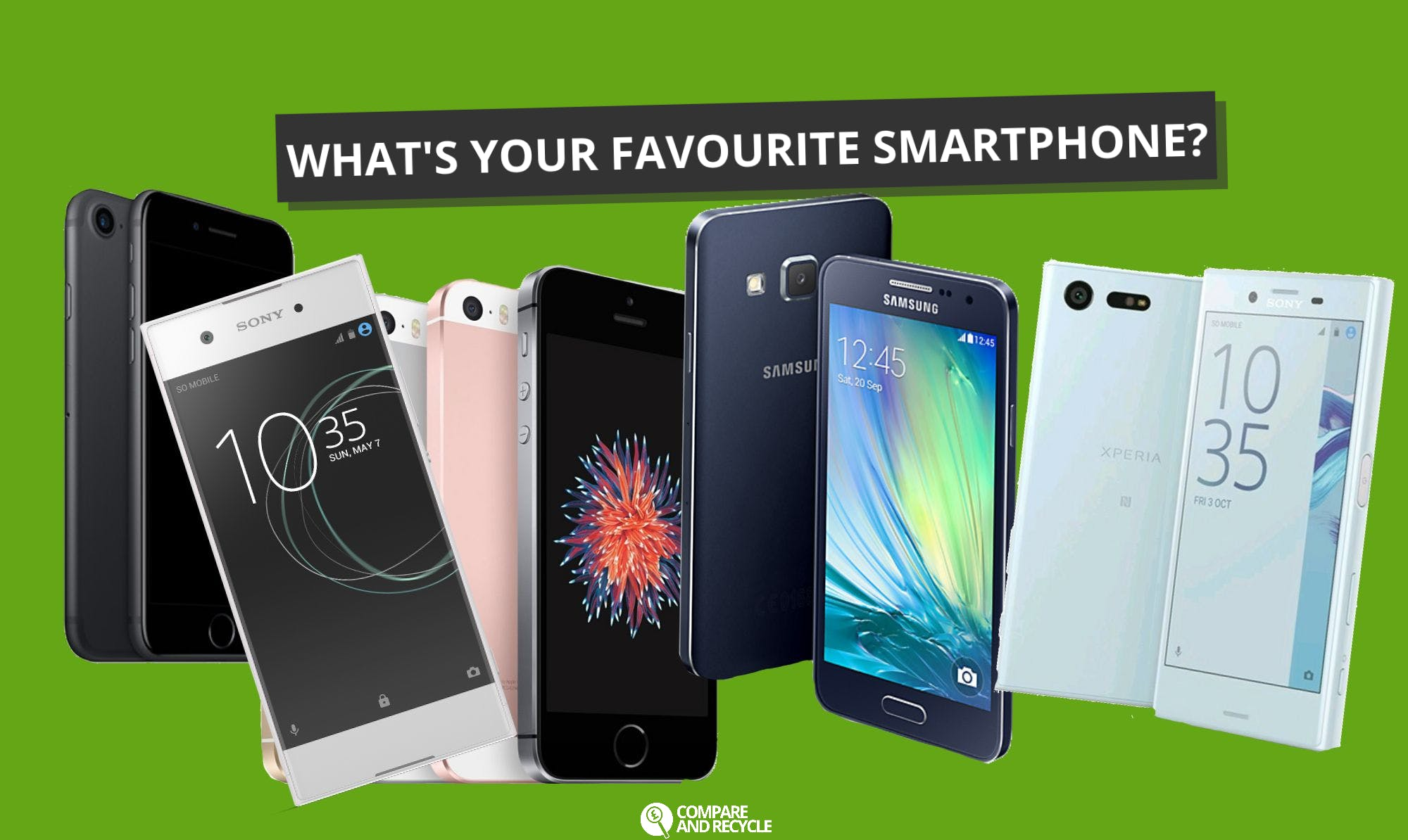 Favourite Smartphones Ever: Do you have one?