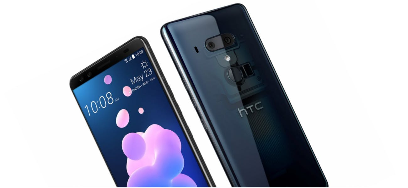 HTC U12 Plus: Finally, A Phone With See-Trough Back