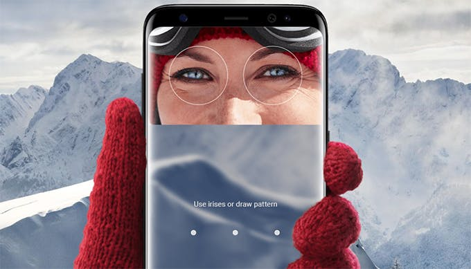 Samsung Gears For The S10 And Moves Away From Iris Scanner