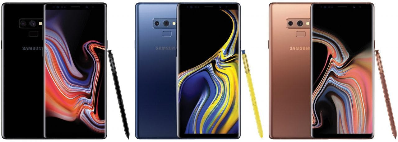 The Note 9 Is Yet To Be Released But We Know All The Surprises