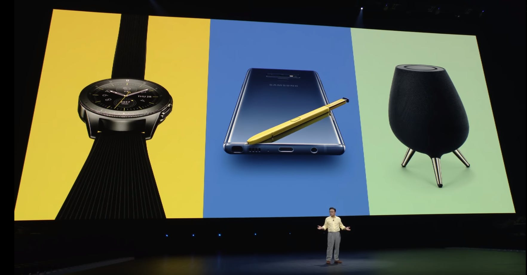 Samsung Unpacked Event: Meet The Note 9, The Galaxy Watch and The Galaxy Home