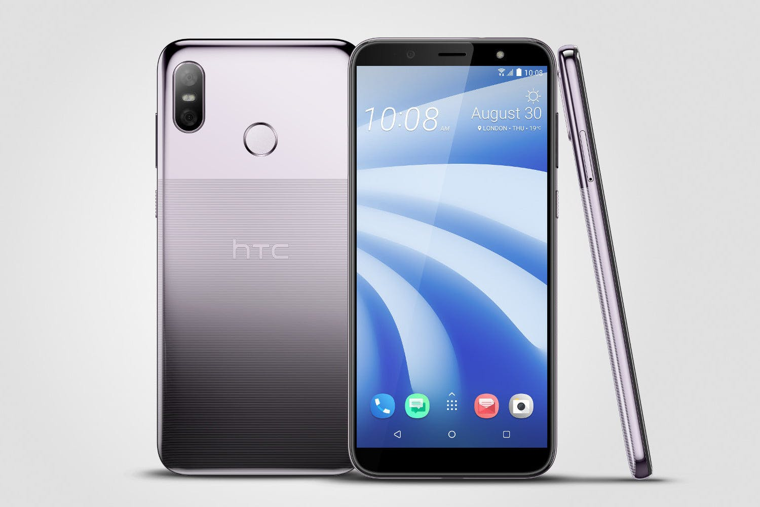 HTC U12 Life: Two-Tone Finish, Flagship Features And A Headphone Jack For £299