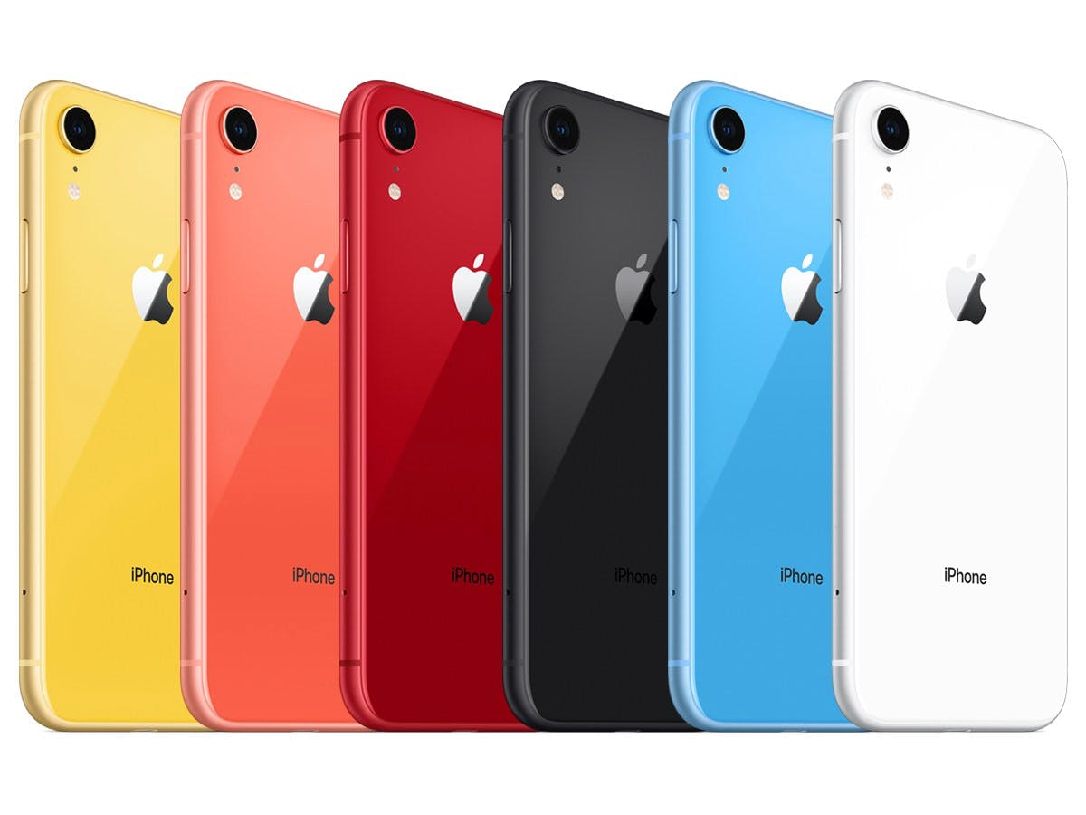 Unapologetically High-end Budget iPhone XR
