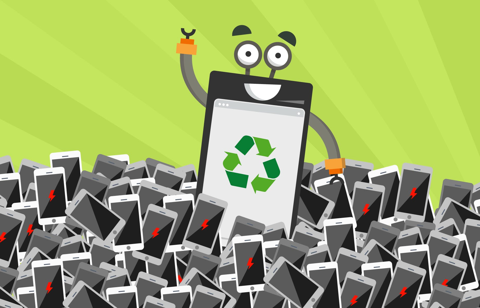 Common Mistakes When Recycling Mobile Phones