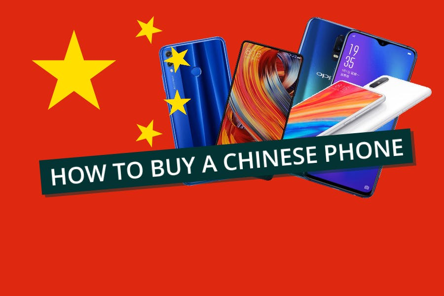 How to Buy a Chinese Phone?