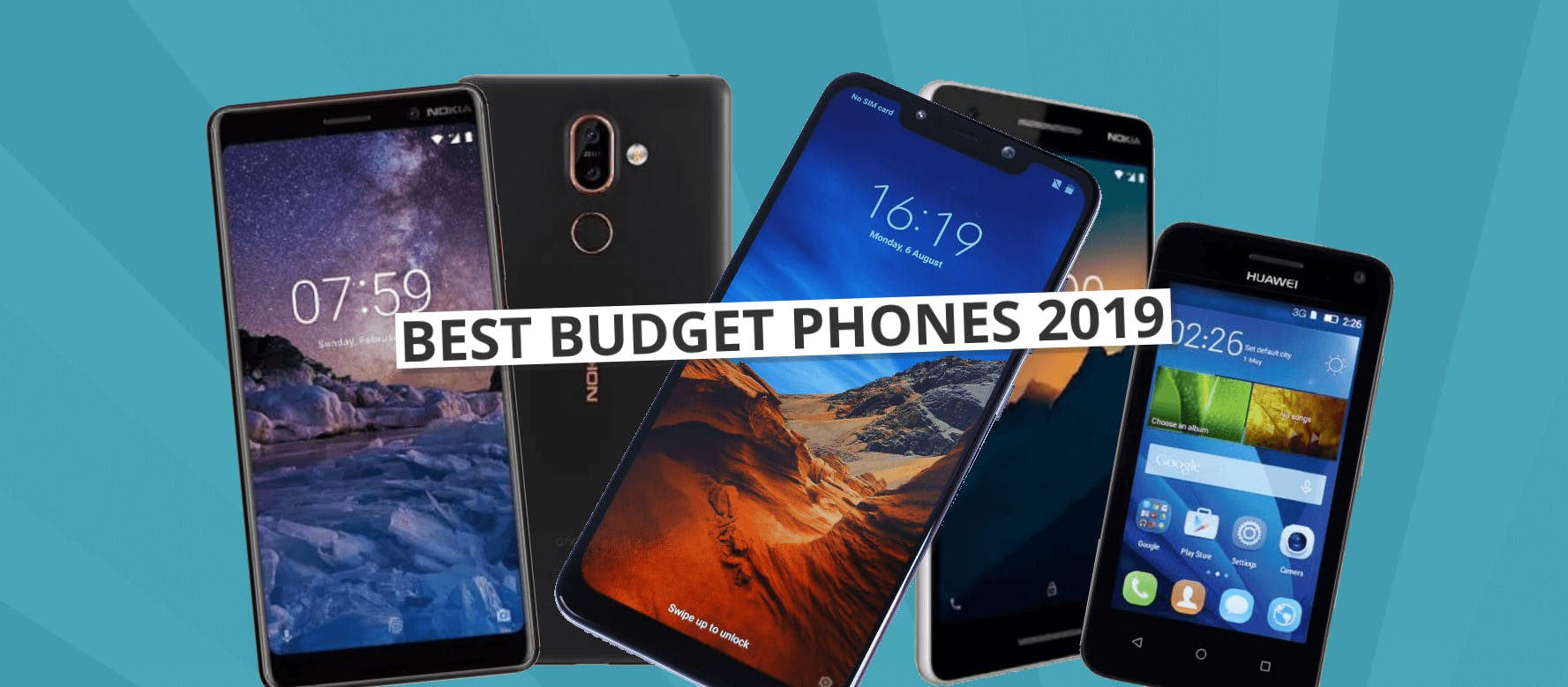 Best Cheap Phones 2019 [Updated]