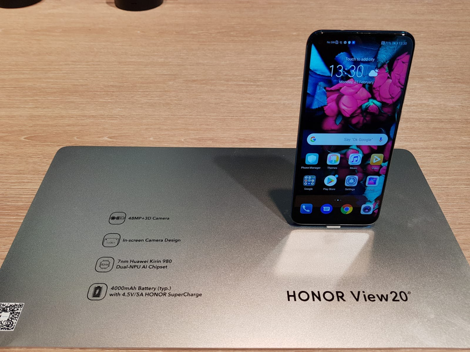 Honor View V20 – Sony-powered Camera Helps Honor Stay on Track in 2019