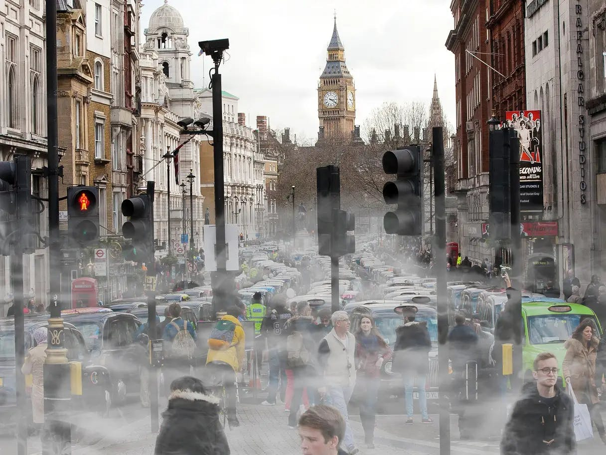 Could Smartphones Help Us Tackle Air Pollution?