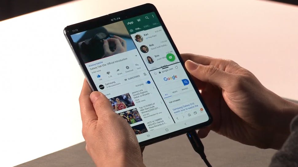 [Updated]: When Will the Samsung Galaxy Fold Be Released?