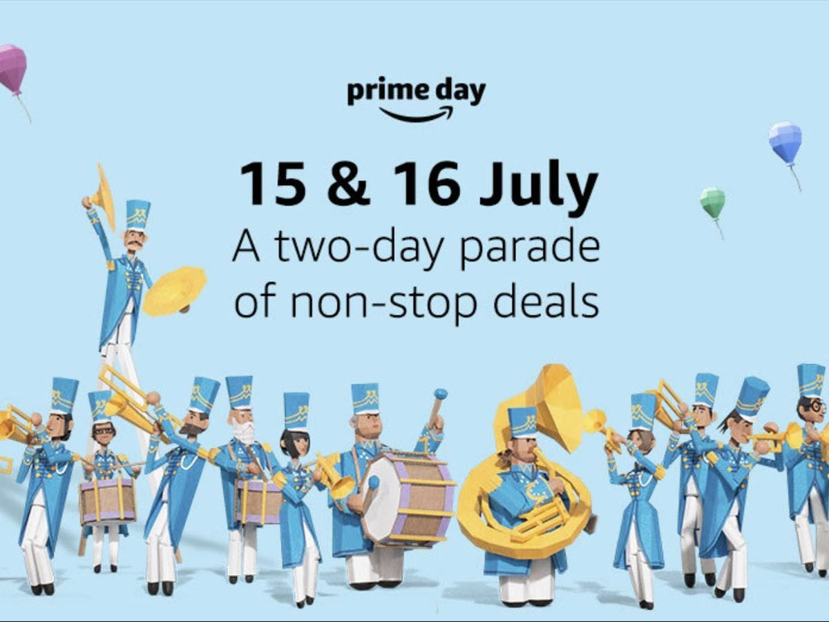 Amazon Prime Day UK: Tech Deals You Can't Miss