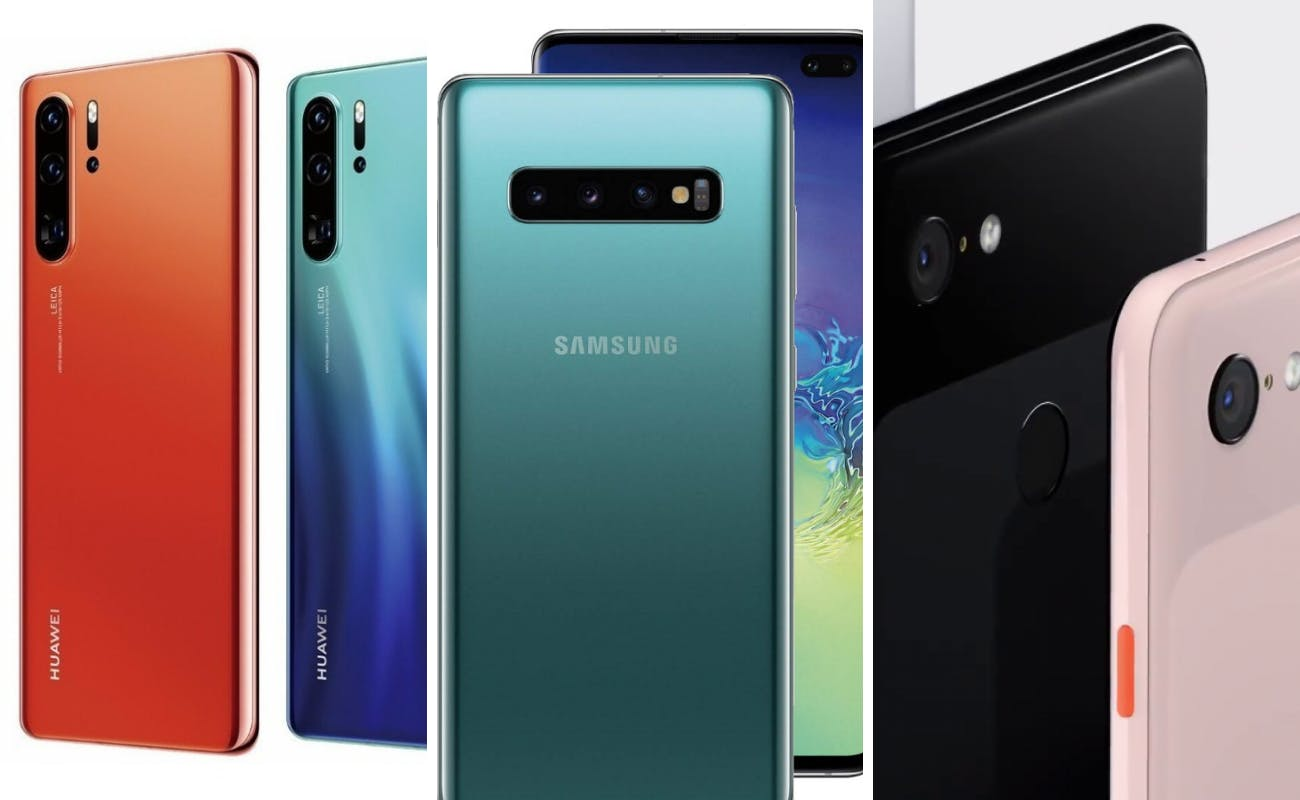 Which Phones Have the Best Cameras?