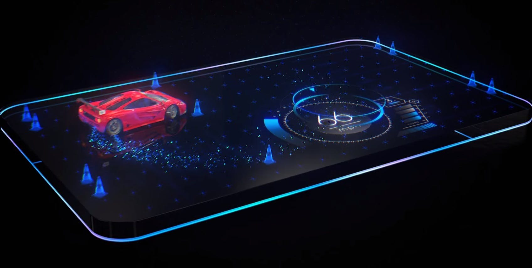 REDholographic-display