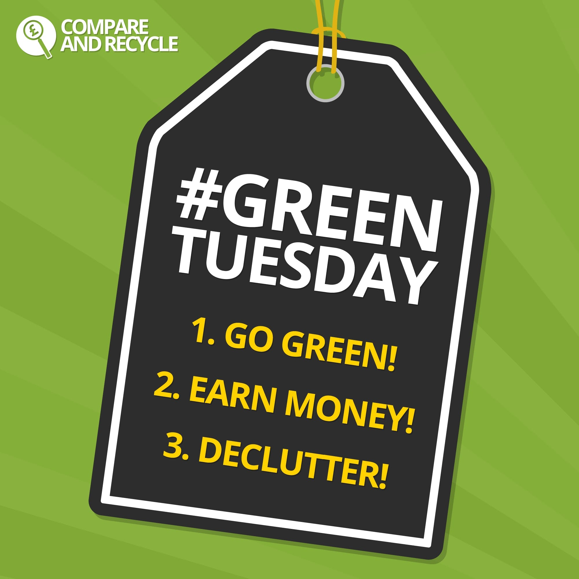 green-tuesday