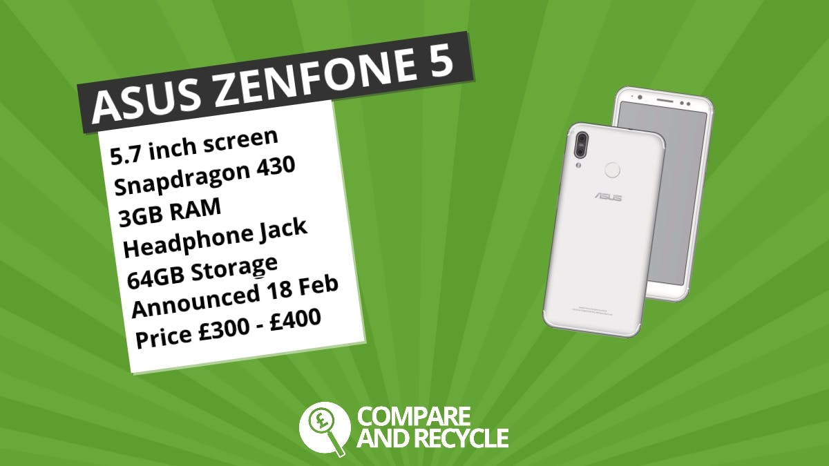 Latest Leaks Showcase Next-Gen ASUS Flagship – the ZenFone 5