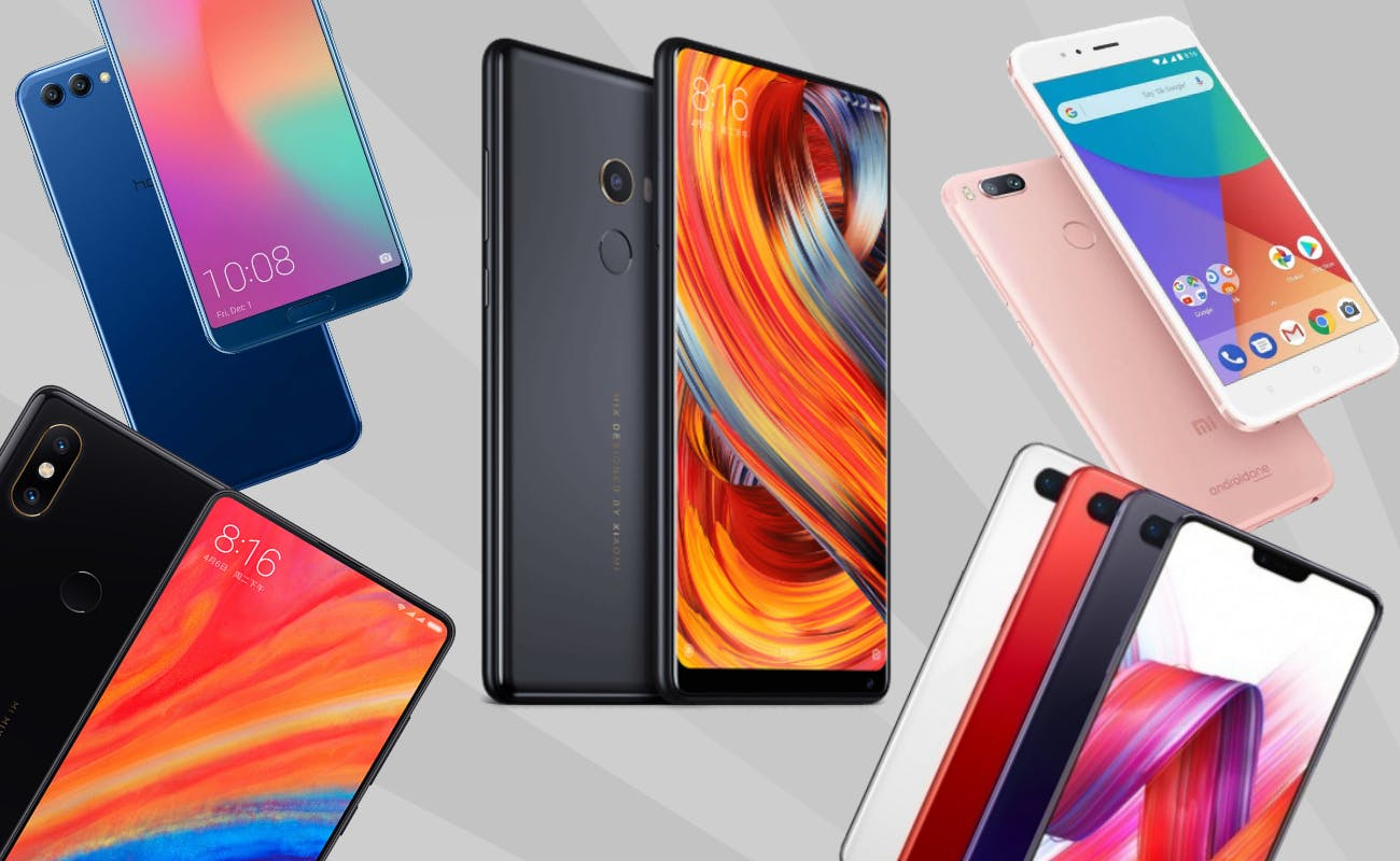 Best Chinese Phones for 2018