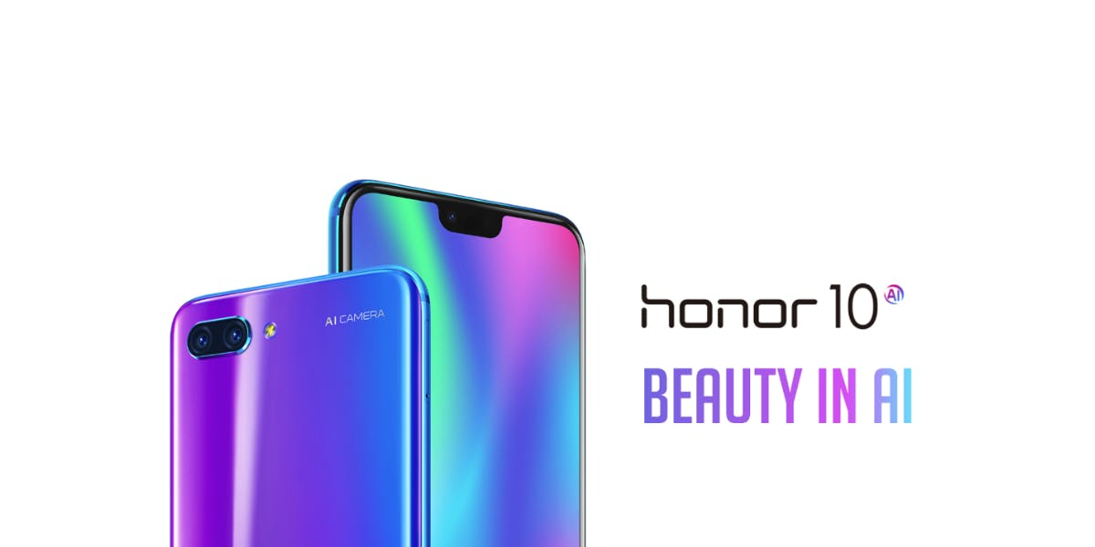 The Budget-Friendly Honor 10 Delivers Flagship Killer Value