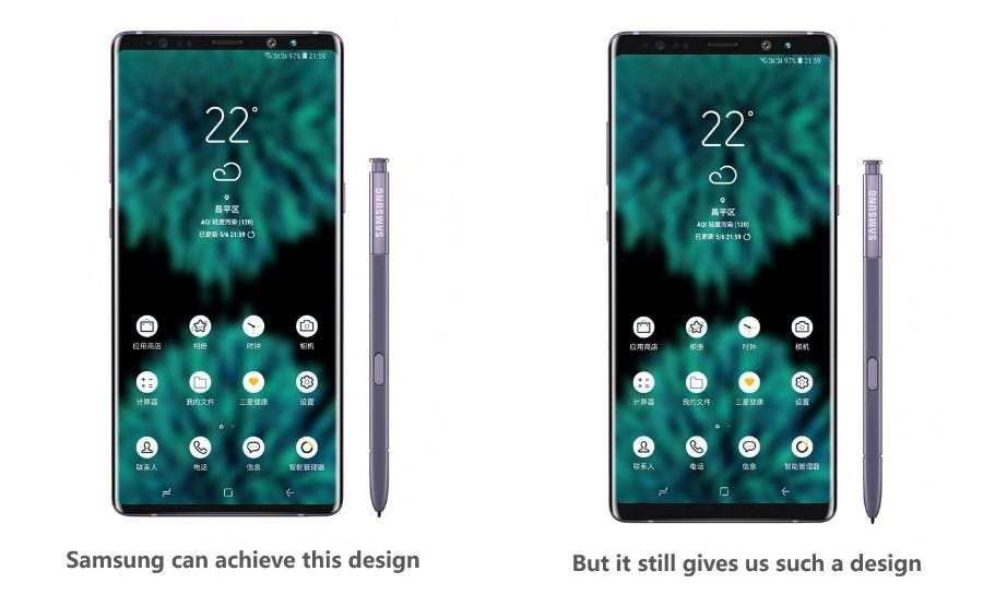 The Latest Galaxy Note 9 Leaks and News