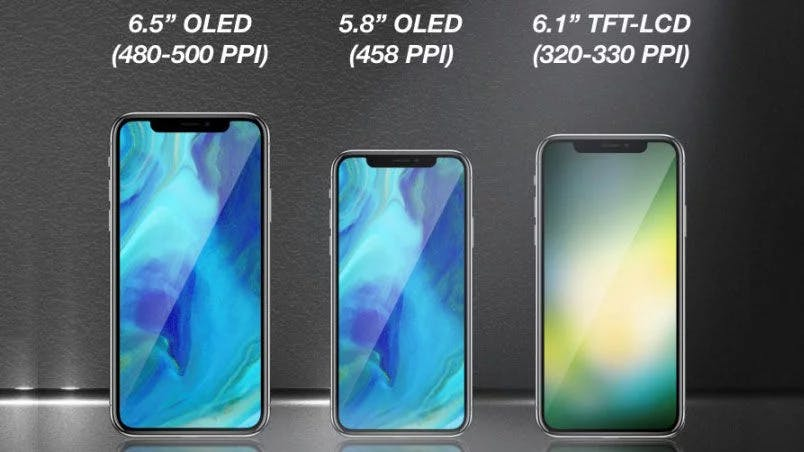 New 2018 iPhone Release Date, News and Leaks