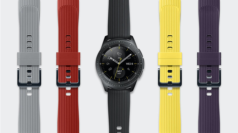 Samsung Galaxy Watch. Source: samsung.com/uk