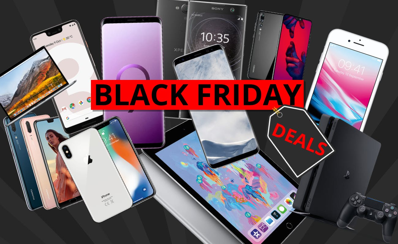 Black Friday Brings Mega Discounts On Android phones, iPhones And All Things Tech