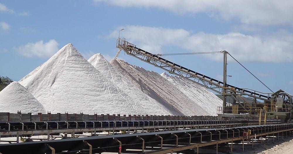 Silica Sand Mines. Northern Australia. Source: cfsm.com.au