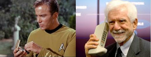 Captain Kirk Martin Cooper