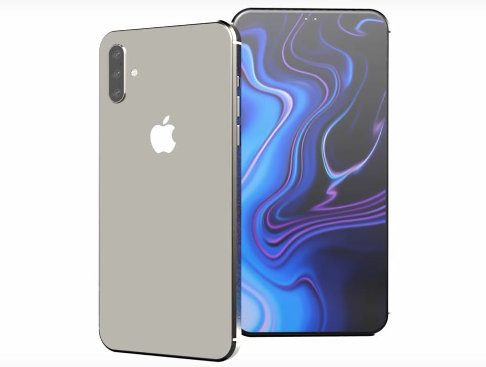 Apple iPhone XI concept by ConceptCreator